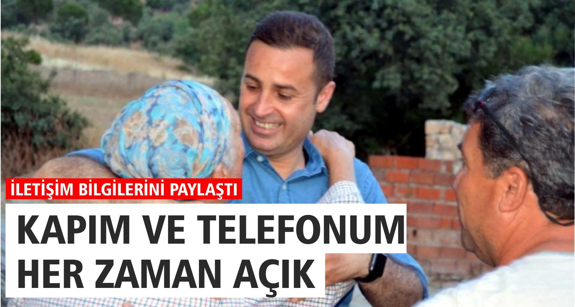 AHMET AKIN'A HER KANALDAN ULAŞABİLİRSİNİZ