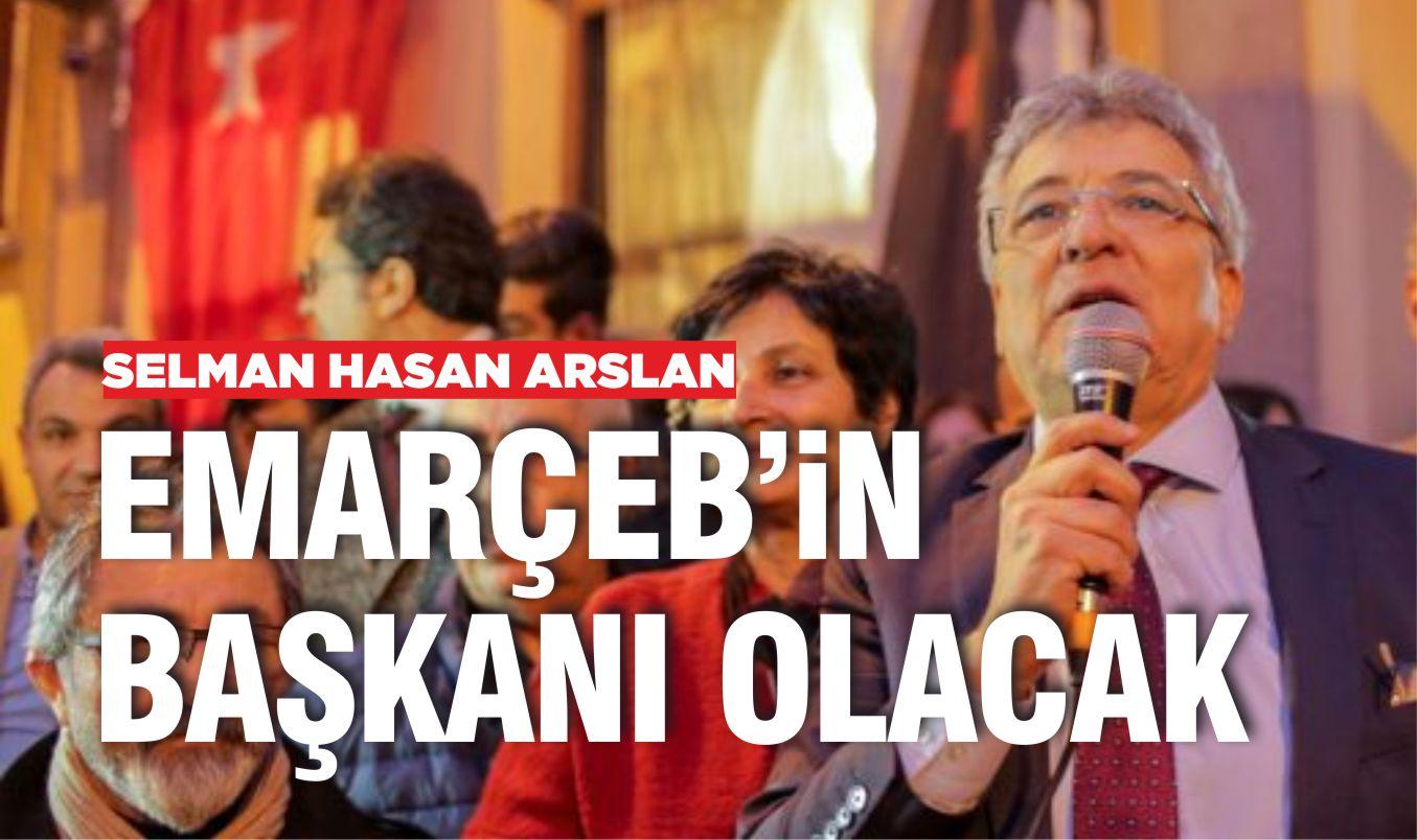 EMARÇEB ÜYELERİ SELMAN HASAN ARSLAN'I BAŞKAN SEÇECEK