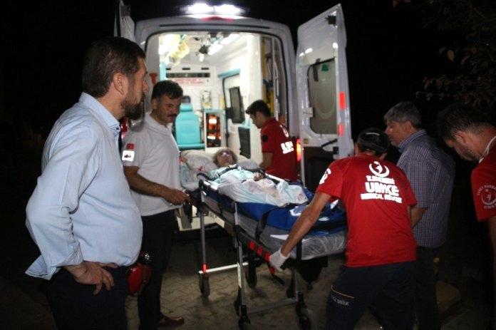 Sındırgı Devlet Hastanesinde yangın paniği