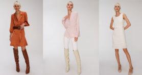 Sonbahar-Kış koleksiyonda şehirli kadın stili ön plana çıkıyor