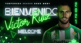 Victor Ruiz, Real Betis'te