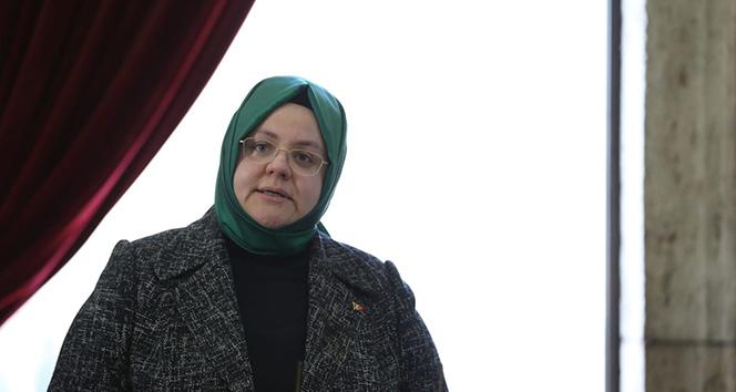 Bakan Selçuk: 'Yardım ve desteklerin toplam tutarı 41 milyar lirayı geçti'