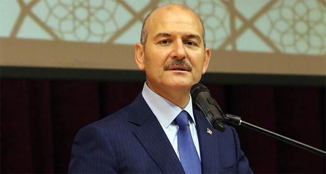 İçişleri Bakanı Soylu, sağlık durumu hakkında bilgi verdi