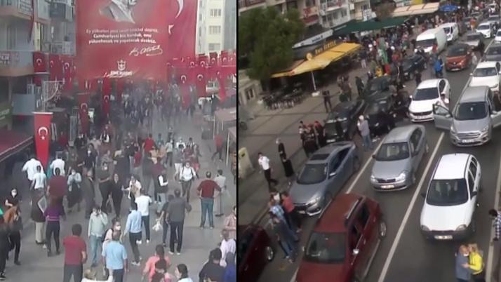 İzmir depremin yeni görüntüleri ortaya çıktı! Korku dolu anlar