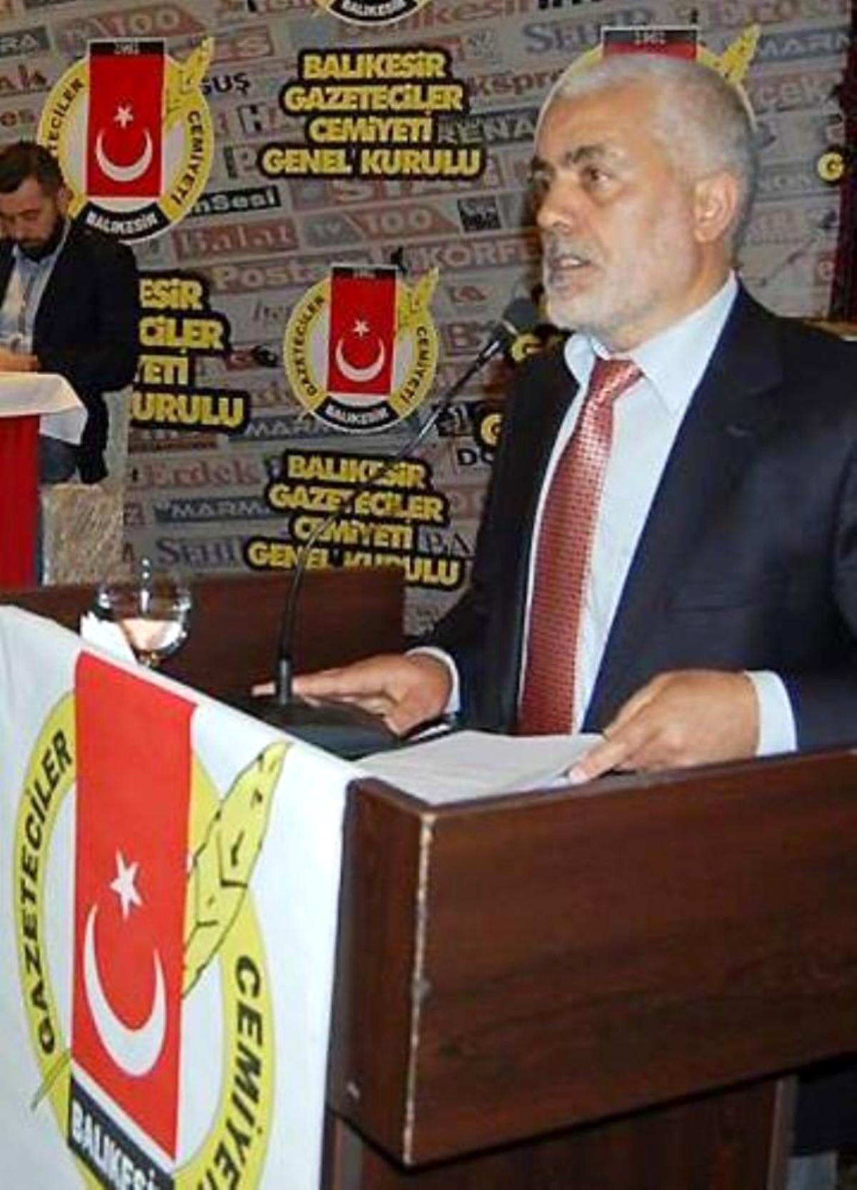 Balıkesir Gazeteciler Cemiyeti 59 yaşında