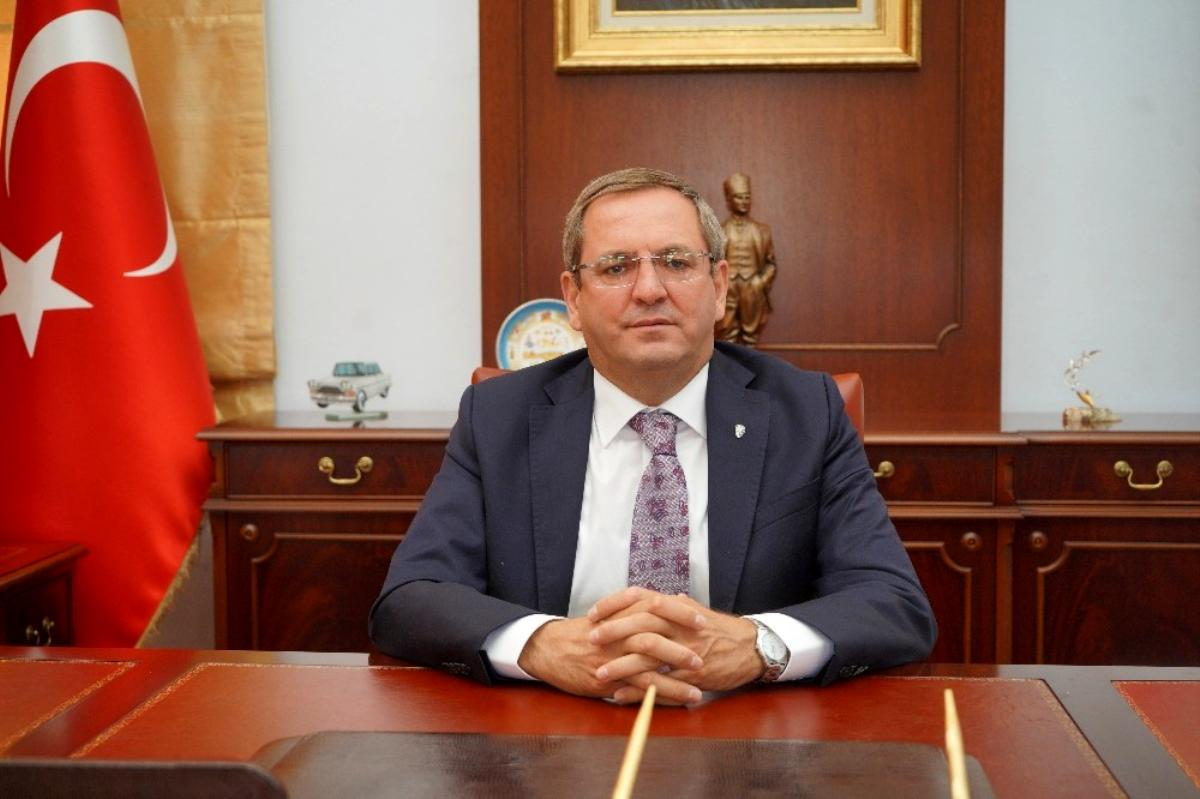 Başkan Ergin den belediye çalışanlarına asgari ücret müjdesi