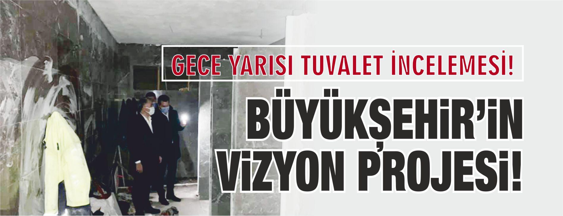 GECE YARISI TUVALET İNCELEMESİ!