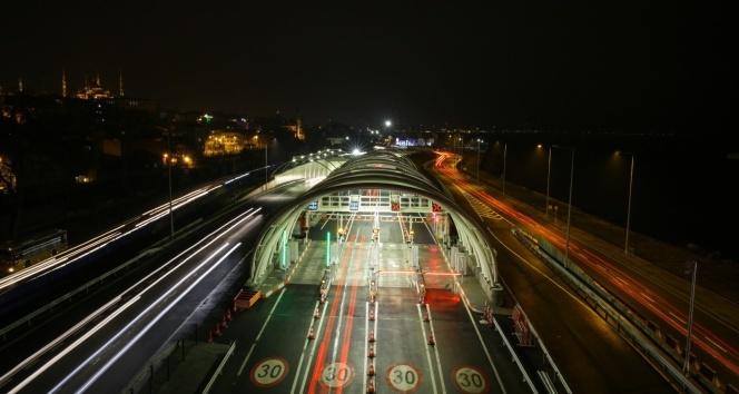 Avrasya Tüneli geçiş ücreti arttı