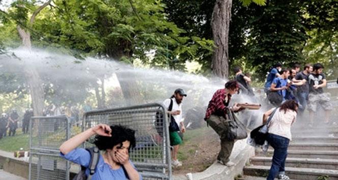 Gezi Parkı davasında 8 sanık hakkında yurt dışına çıkış yasağı