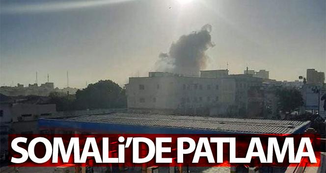 Somali'de korkunç patlama!