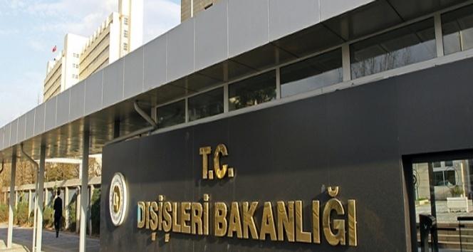 Dışişleri Bakanlığı: 'Ateşkes sağlanmasından memnuniyet duyuyoruz'