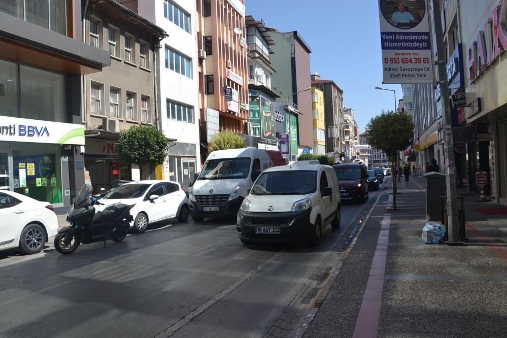 BALIKESİR'DE ARAÇ SAYISI 512 BİN 895 OLDU