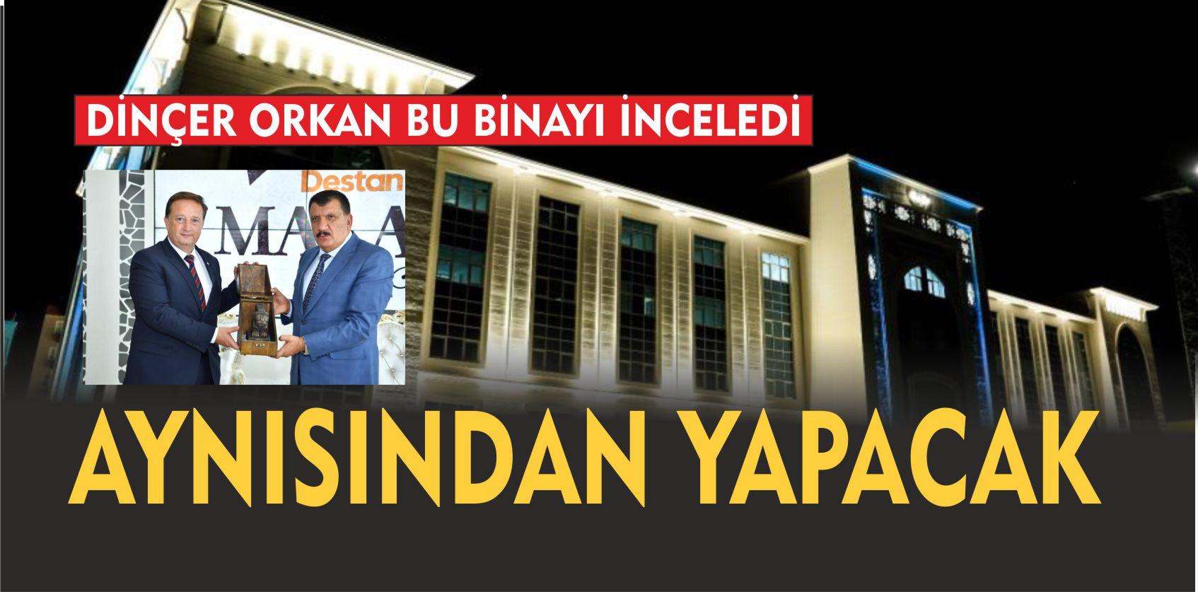 KARESİ'YE AYNISINDAN YAPACAK!