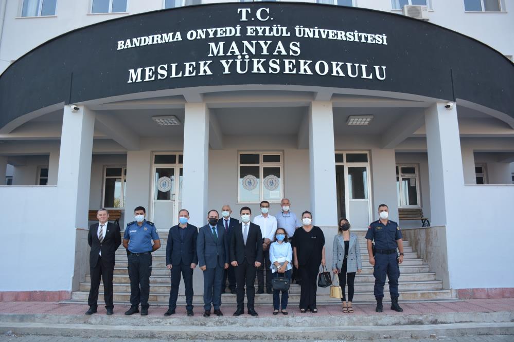 MESLEK YÜKSEK OKULUNDA KOORDİNASYON TOPLANTISI