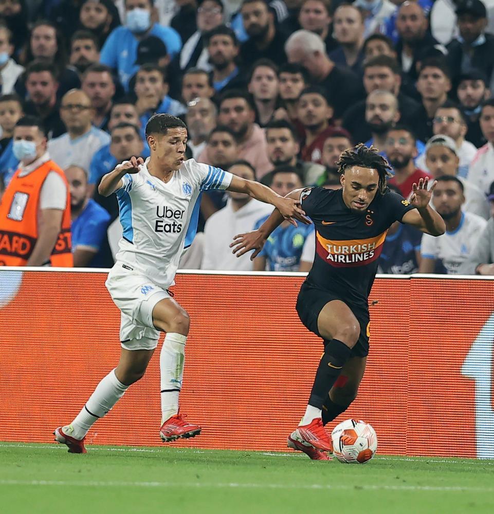 UEFA AVRUPA LİGİ: MARSİLYA: 0 – GALATASARAY: 0