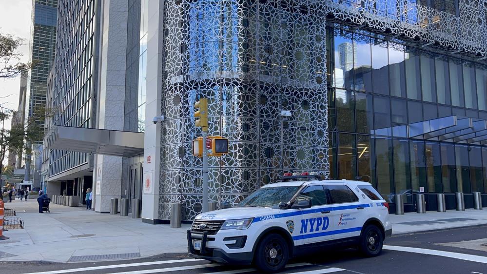NEW YORK'TAKİ TÜRKEVİ'NDE ŞÜPHELİ PAKET PANİĞİ