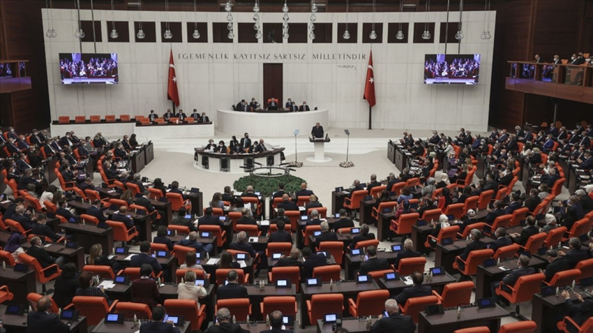 PARİS İKLİM ANLAŞMASI'NA TBMM'DEN ONAY